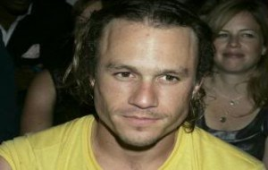 Heath Ledger Morreu