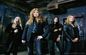 Show do Megadeth no Brasil