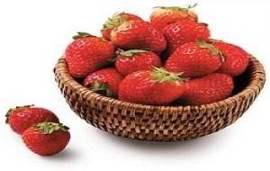 Colesterol Alto: Consuma Morango e Linhaça