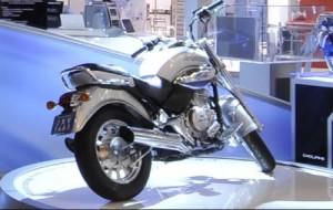 Lançamento: Moto Bicombustível