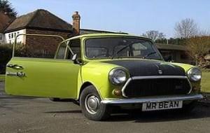 Carro Antigo: Minis Morris – O Automóvel do Mr. Bean