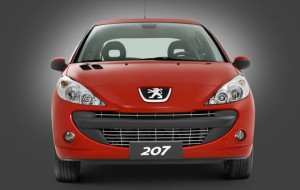 Carro:Peugeot Mostra Carro Totalmente Brasileiro