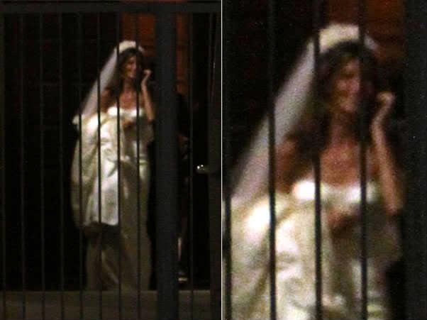 Casamento da Gisele Bundchen