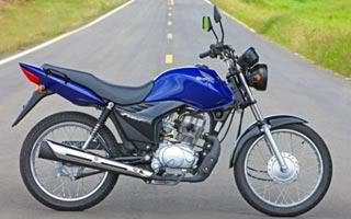 Recall Honda 125 Fan