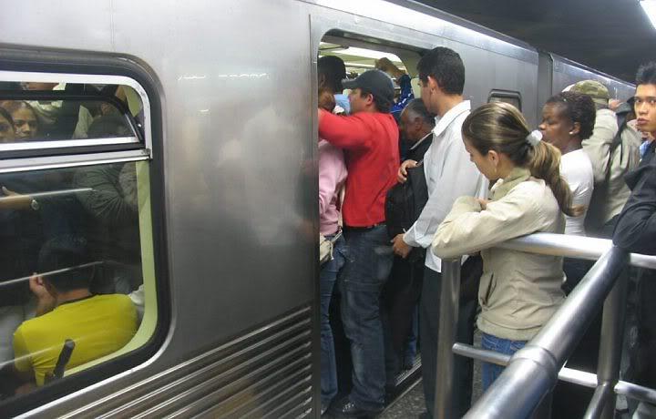 Metrô de SP 2009