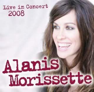 Alanis Morissete no Brasil