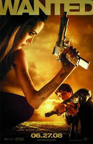 Novo filme de Angelina Jolie, O procurado