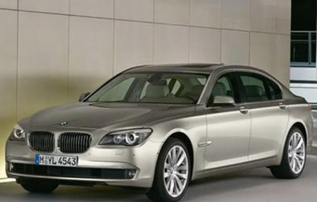 Fotos BMW Série 7 2009