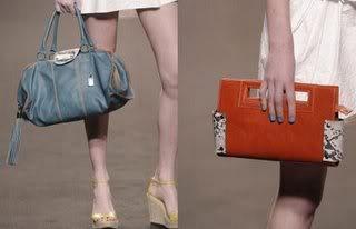 Bolsas e cintos verão 2009