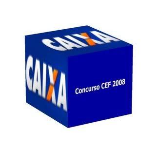 Cef 2008 - Concurso da Caixa