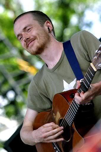 Show do Damien Rice no Brasil em 2009