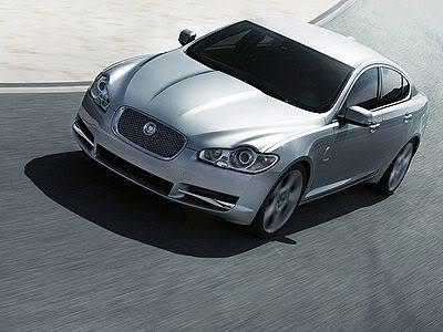 Fotos do novo Sedã Jaguar XF