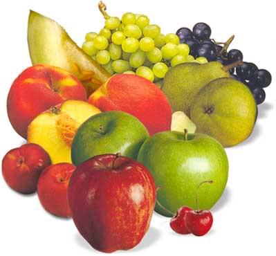 Frutas a favor da beleza