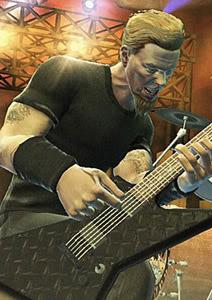 Game: Guitar Hero Metallica em Março de 2009