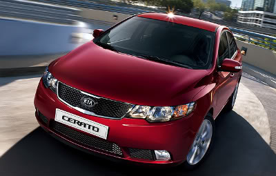 Fotos Kia Sedan Cerato