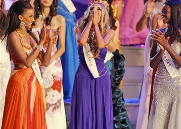 Fotos da Miss Mundo 2008