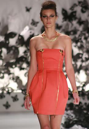 Moda verão 2009 para mulheres