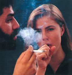 Não fumantes: cuidados