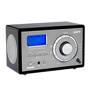 Sanejo R227: Rádio procura música na web
