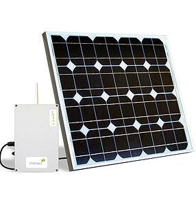 Repetidora WI FI a base de energia solar
