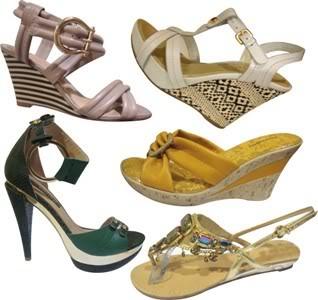 Sapatos Verão 2010