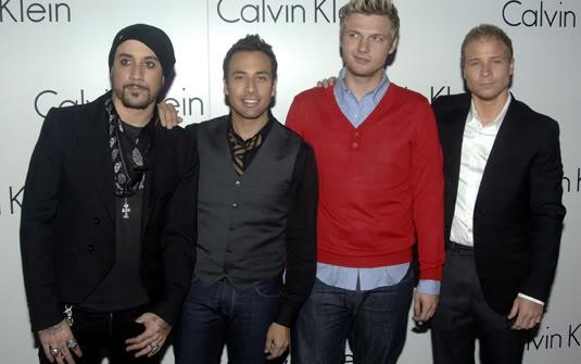 Show do Backstreet Boys no Brasil em 2009