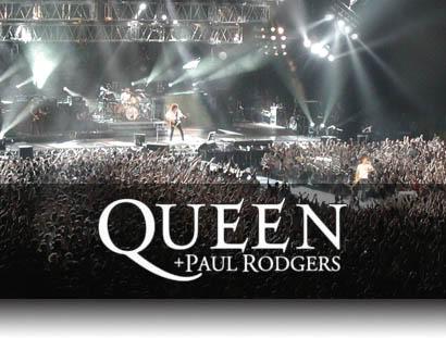 show do Queen no Brasil 2008