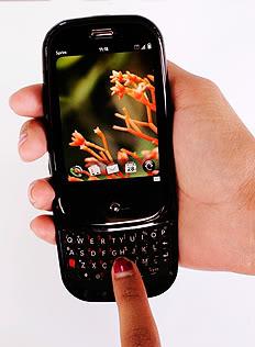 SmartphonePalmPre-lançado sbado