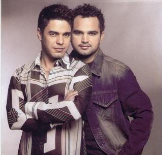 Zezé de Camargo e Luciano lançam CD