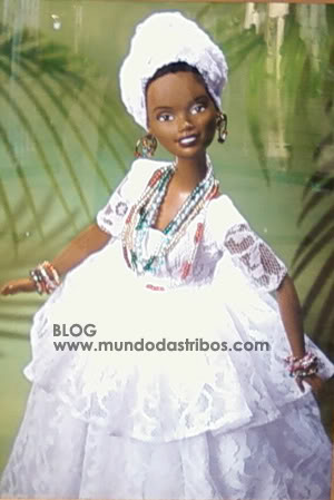 Barbie América Sul