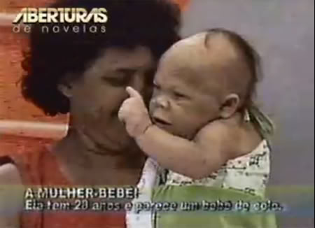 Mulher bebe