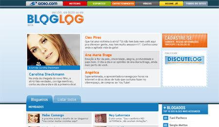Bloglog da Globo