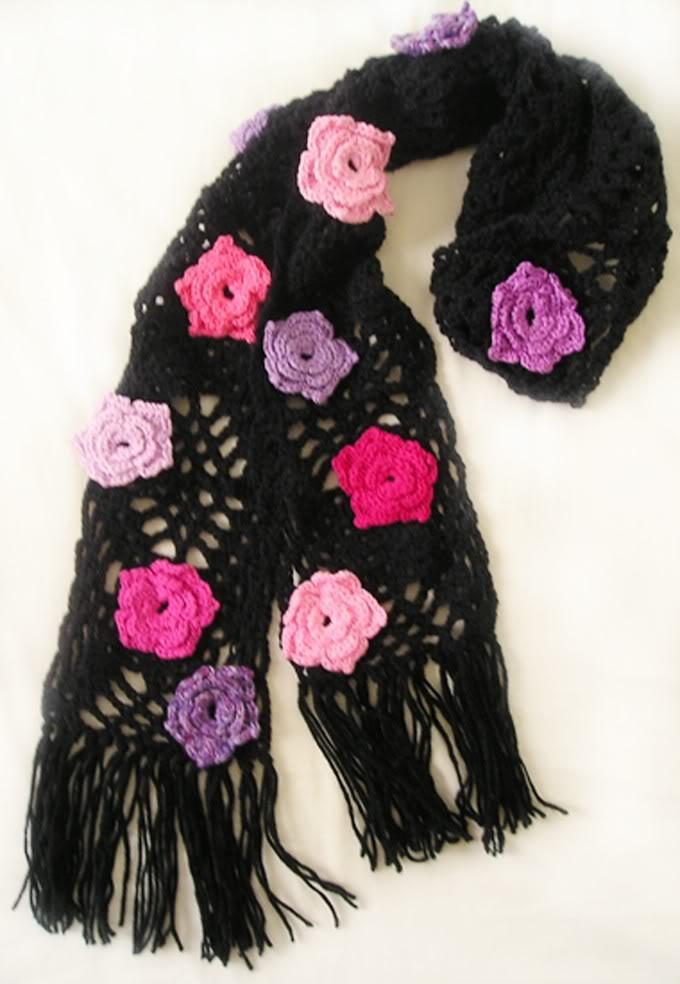 cachecol-de-croche-com-flores