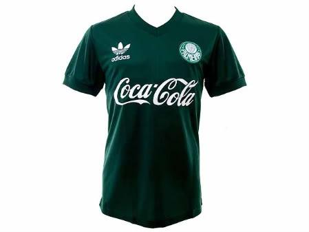 Camisa Palmeiras Versão Retrô