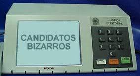 Candidatos Bizarros 2008