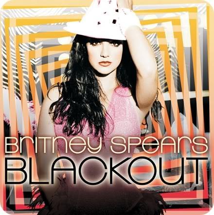 Capa do Novo CD de Britney Spears