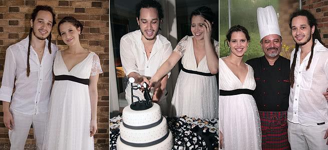 Fotos Casamento Mel Lisboa