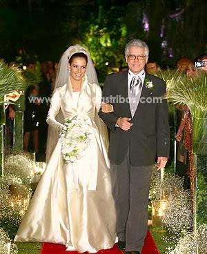 Casamento de Sandrinha e Gustavo