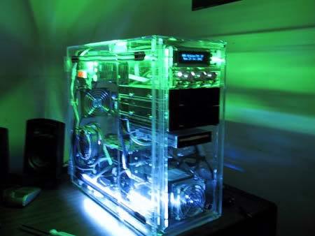 Sistema refrigeração pc