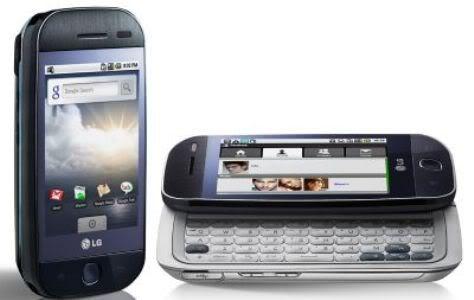 Celulares LG - Lançamentos 2010
