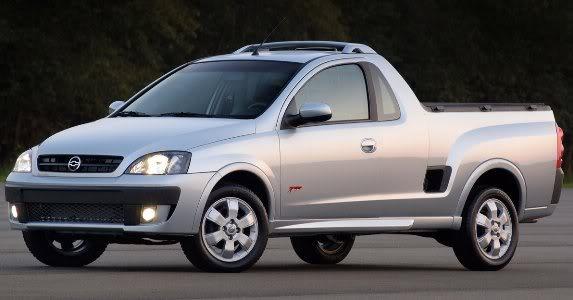 Chevrolet Montana 2010