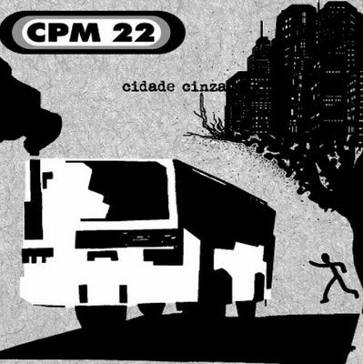 Baixar Novo CD CPM22 - Cidade Cinza