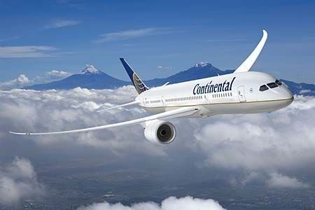 Continental Airlines – Passagens