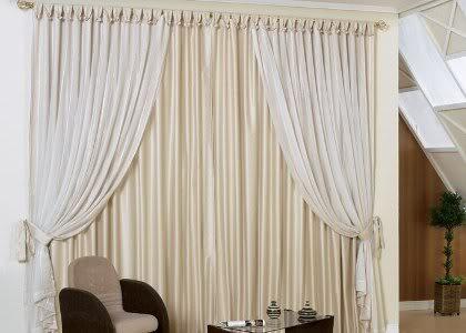 Cortinas para decora o mundodastribos todas as tribos - Ultima moda en cortinas ...