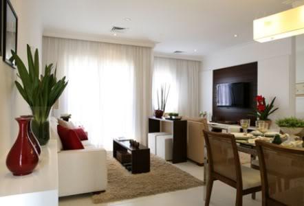 Decorar apartamento pequenos