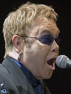 Elton John Brasil