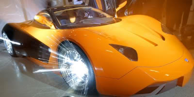 Fotos do carro EMM Marussia