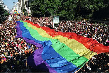 Fotos Parada Gay 2008