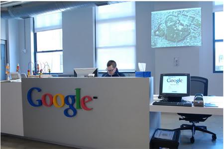 Fotos do Escritório do Google
