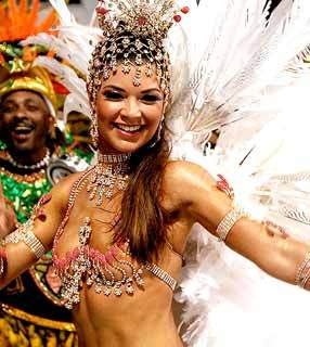 Vai Vai no Carnaval 2008